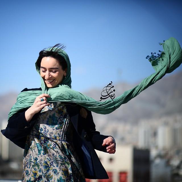 عکس بازیگران در جشنواره فیلم فجر 93 عکس سهیلا گلستانی