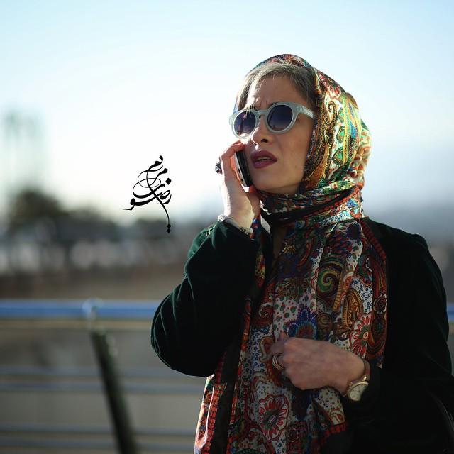 عکس بازیگران در جشنواره فیلم فجر 93 عکس پانته آ پناهی ها