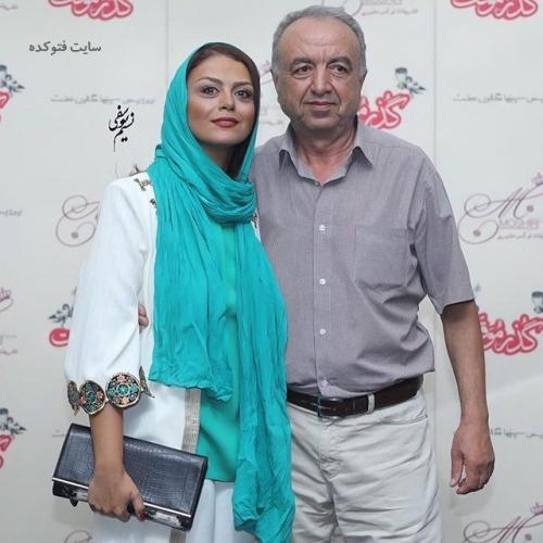 عکس شبنم فرشاد جو و پدرش (بیوگرافی)