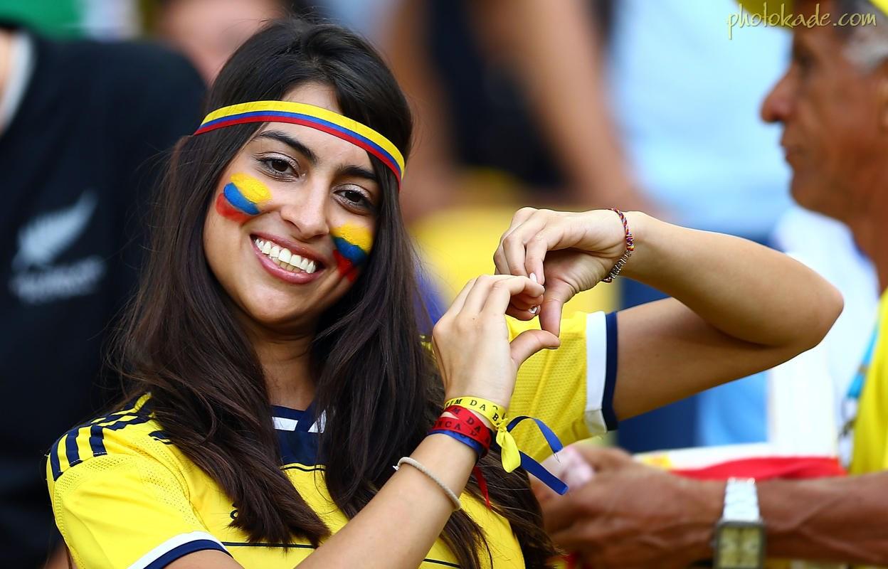 عکس تو حاضری واسه عشقمون چیکار کنی در جام جهانی 2014
