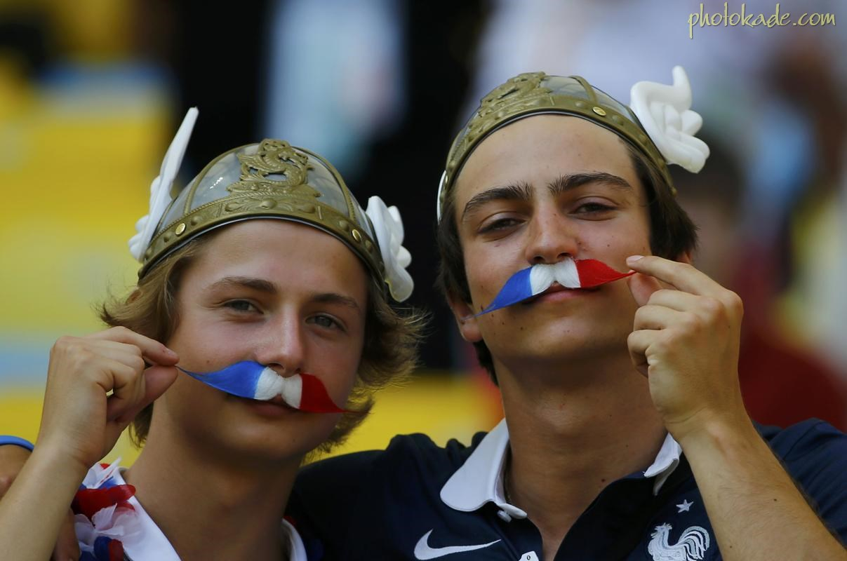 عکس جام جهانی 2014,عکس تماشاگران جام جهانی برزیل
