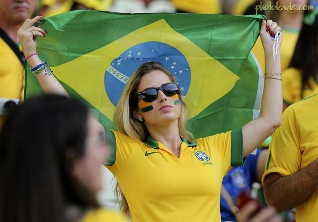 عکس جام جهانی 2014,عکس های بدون سانسور جام جهانی 2014
