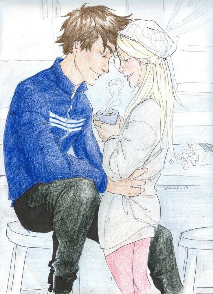 عکس فانتزی چایی برای عشق