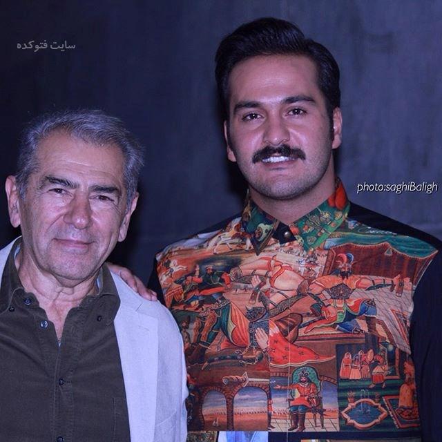 عکس فرامرز قریبیان و میلاد کی مرام + بیوگرافی
