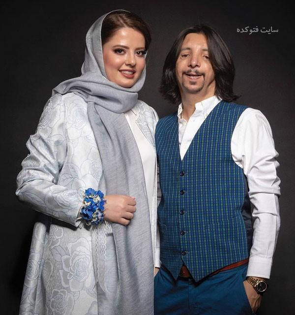 عکس های فرهاد ایرانی و همسرش مهسا قنواتی