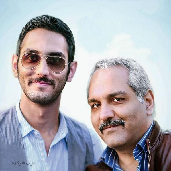 Farhad Modiri و پدرش
