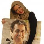 فوت همسر فریبا نادری با عکس