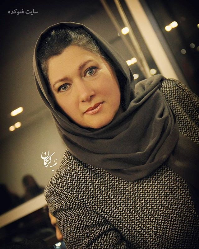 عکس و بیوگرافی فریبا متخصص