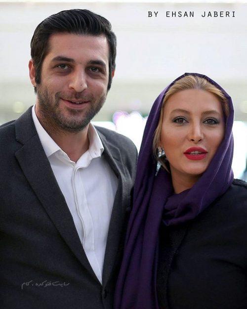 عکس فریبا نادری و برادرش حمید + بیوگرافی کامل
