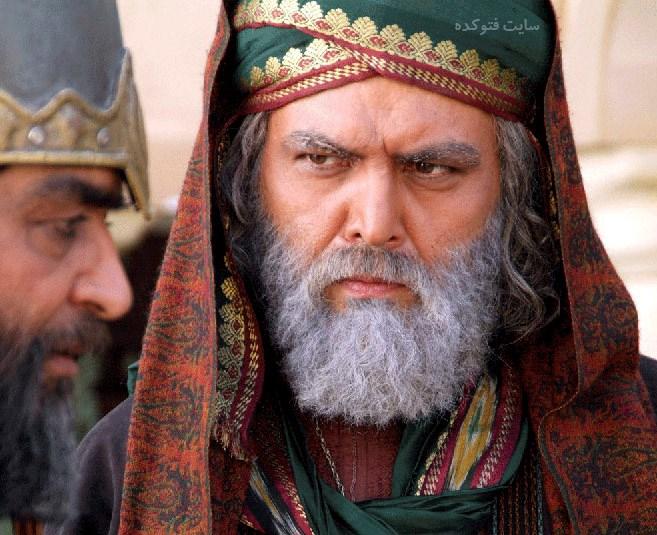 عکس فریبرز عرب نیا در نقش مختار