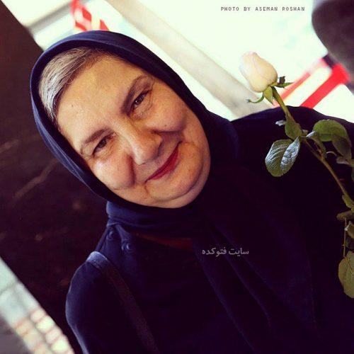 عکس فریده سپاه منصور + زندگی خصوصی و خانواده
