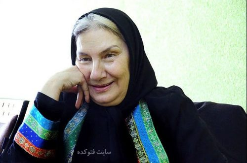 عکس فریده سپاه منصور  + بیوگرافی کامل