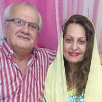 بیوگرافی فریده دریامج و همسرش + زندگی شخصی هنری