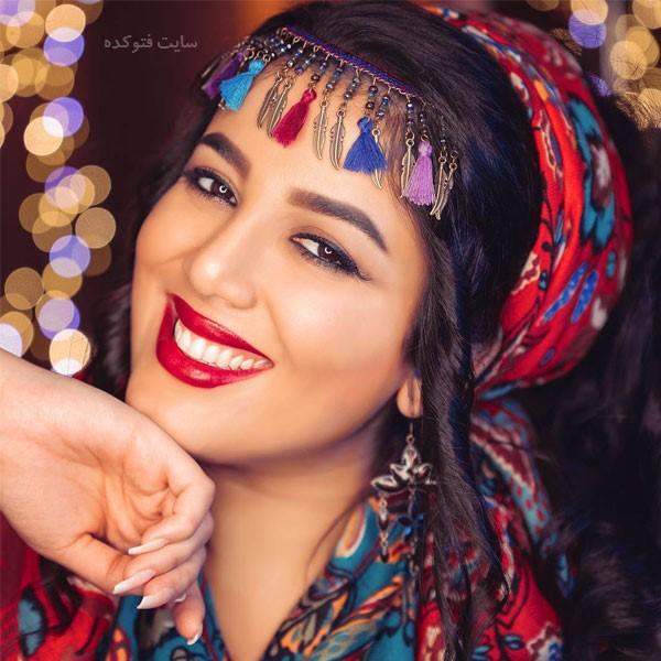 عکس های فرناز ملکی معروف به ستین خواننده