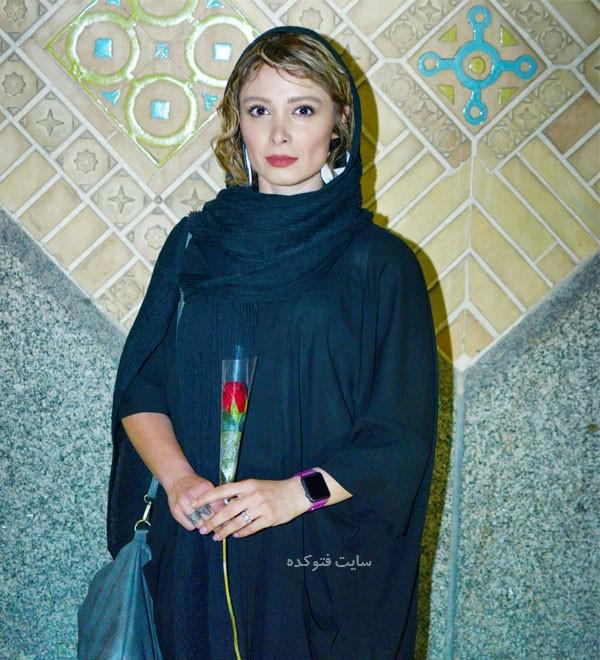 عکس بیوگرافی فرناز رهنما Farnaz Rahnama بازیگر زن ایرانی