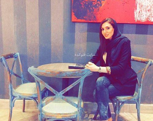 عکس فرنوش شیخی + بیوگرافی و زندگی شخصی