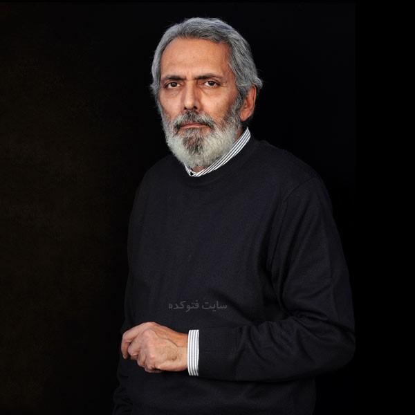 عکس و بیوگرافی فرخ نعمتی بازیگر نقش امام رضا