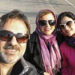 فرشید فهیم و همسرش + علاقه اجرای ماه عسل و بیوگرافی