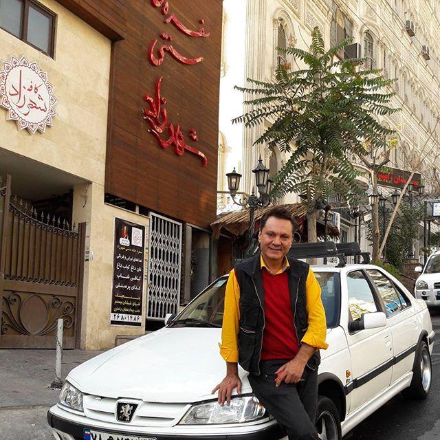 عکس کافه رستوران سنتی فرشید نوابی بنام شهرزاد