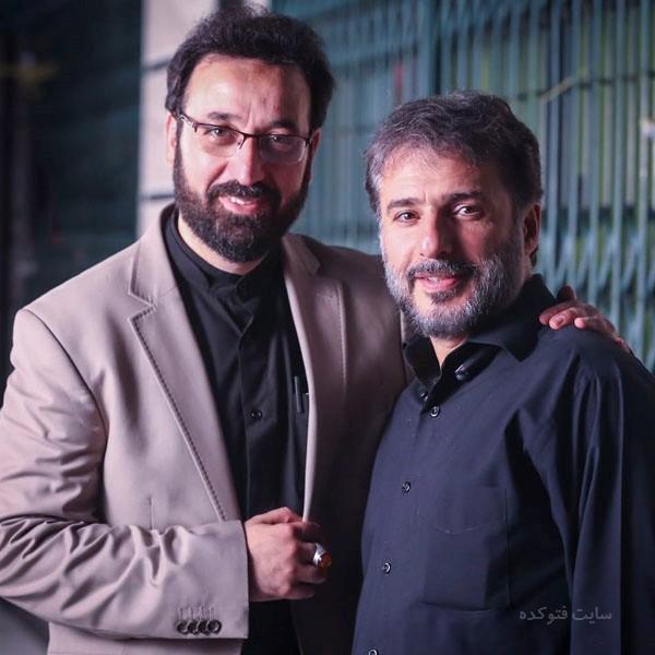 فرزاد جمشیدی و سید جواد هاشمی +  بیوگرافی کامل