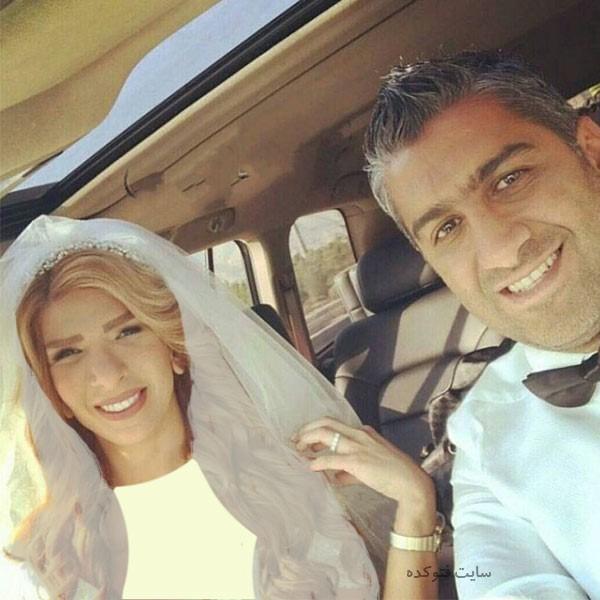 فرزاد مجیدی و همسرش + بیوگرافی کامل زندگی شخصی