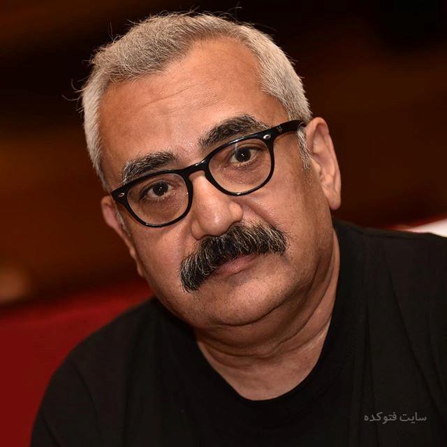 عکس و بیوگرافی فرزاد موتمن کارگردان