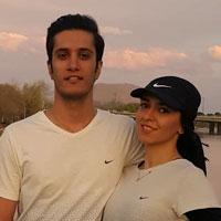 بیوگرافی فرزانه فصیحی دختر باد ایران و همسرش + عکس
