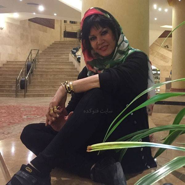 Farzaneh Kaboli بازیگر و رقاص