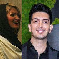 بیوگرافی فرزاد فرزین و همسرش شیوا کاکاخانی + زندگی