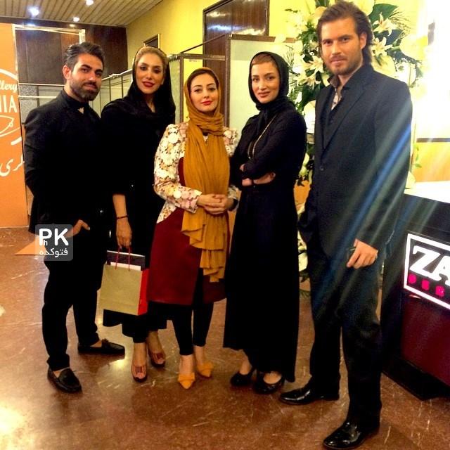 عکس شوی لباس ایران با حضور بازیگران زن و مرد ایرانی,اولین هفته شوی لباس در ماه مبارک رمضان در ایران,تصاویر شوی لباس دختران و پسران در ایران