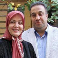 بیوگرافی فاطمه دانشور و همسرش مهرداد اکبریان + عکس ها