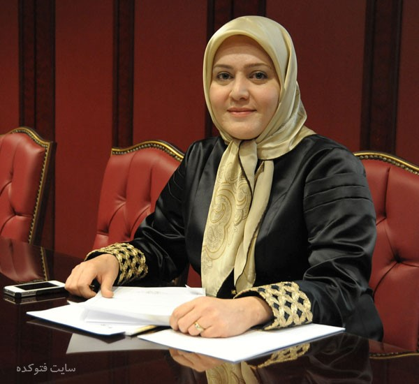 بیوگرافی فاطمه دانشور موسس خیریه مهرآفرین