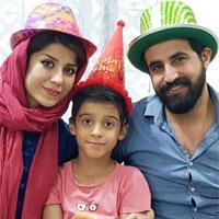 بیوگرافی فاطمه عبادی عصر جدید + زندگی شخصی و همسرش