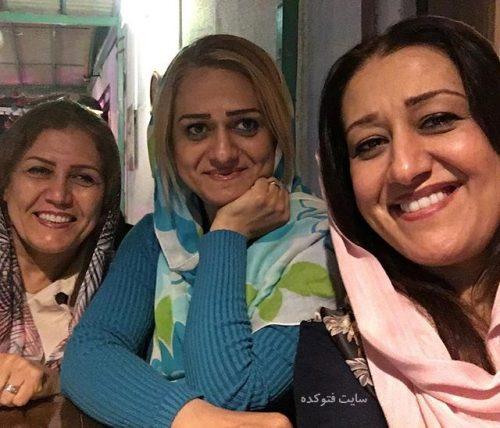عکس فاطمه هاشمی و خواهرانش + بیوگرافی کامل