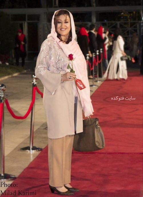 عکس فاطمه هاشمی بازیگر + بیوگرافی کامل