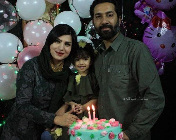 بیوگرافی فاطمه رادمنش و همسرش محمد علی رادمنش