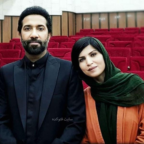 فاطمه رادمنش و همسرش محمد علی رادمنش + بیوگرافی