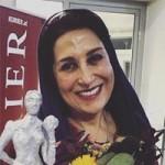 ماجرای حمله و توهین به فاطمه معتمدآریا در کاشان