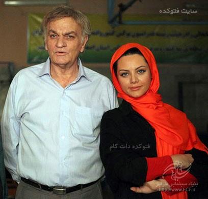 عکس فتحعلی اویسی و دخترش کتایون + بیوگرافی