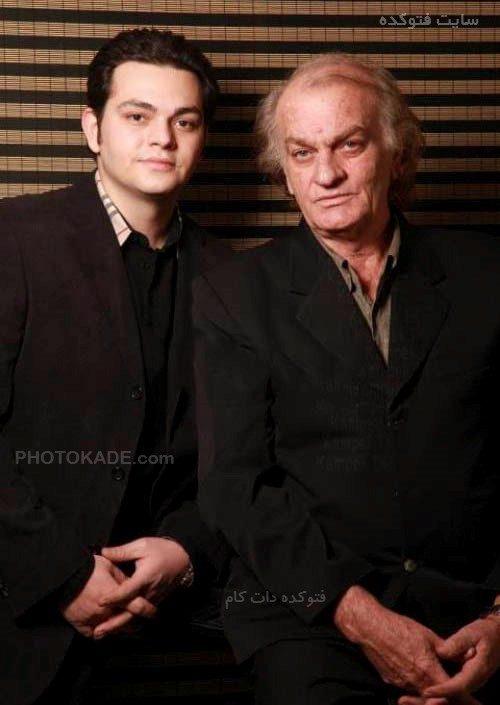 عکس فتحعلی اویسی و پسرش علیرضا