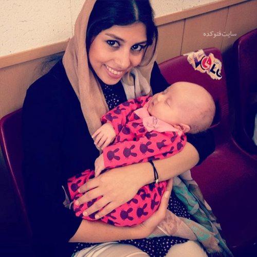 بیوگرافی فتانه ملک محمدی و همسرش نیما + فعالیت ها