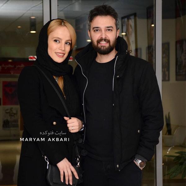 زندگینامه fereshteh alousi و شوهرش با ازدواج