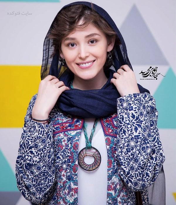 تصاویر فرشته حسینی بازیگر افغانی