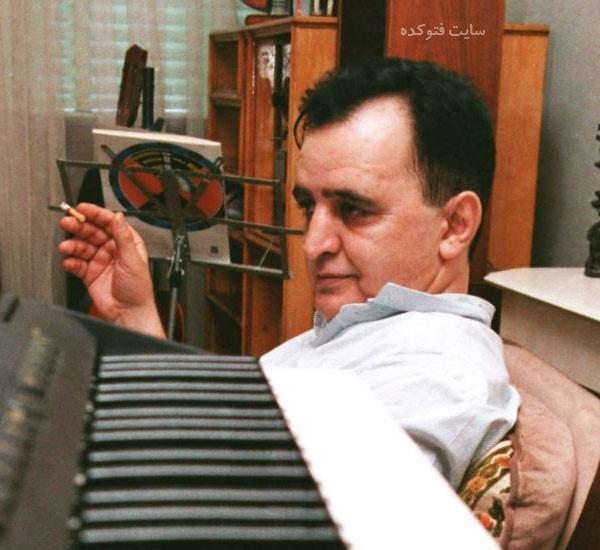 بیوگرافی فریدون فروغی با عکس جدید