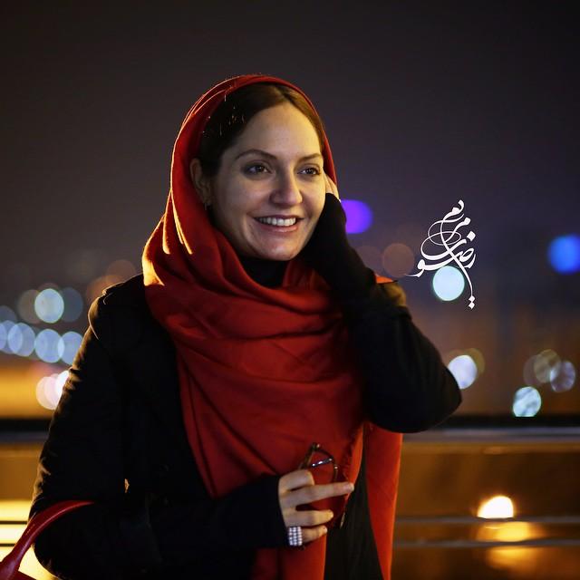 عکس مهناز افشار در جشنواره فیلم فجر