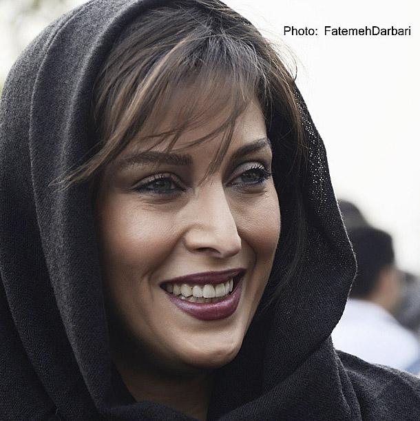 عکس مهتاب کرامتی در جشنواره فیلم فجر