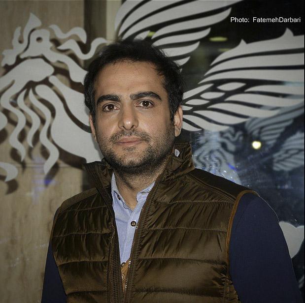 عکس حامد بهداد در جشنواره فیلم فجر