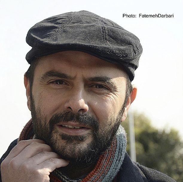 عکس علی مصفا در جشنواره فیلم فجر