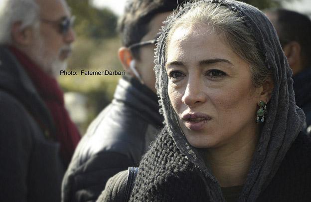 عکس پانته آ بهرامی در جشنواره فیلم فجر