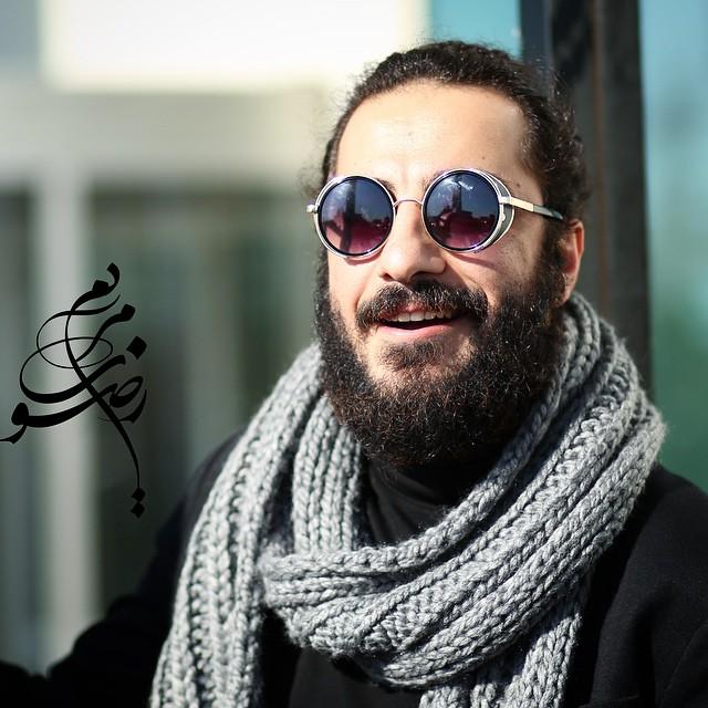 عکس نوید محمدزاده در جشنواره فیلم فجر